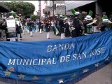 Avenidazo toma el centro de San José para celebrar la Navidad