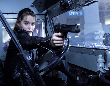 Terminator Genisys Trailer | New Trailer | Arnold Schwarzenegger | Jason Clarke | Emilia Clarke | Jai Courtney | Matt Smith | Lee Byung-hun | Dayo Okeniyi | Courtney B. Vance | J. K. Simmons