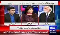 What Nawaz Shareef Says To MQM Members When They Meet Haroon Rasheed Reveals Inside Story