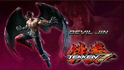 Jin - Devil Jin - Tekken 7 de Tekken 7