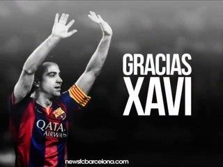 Gracias, Xavi.
