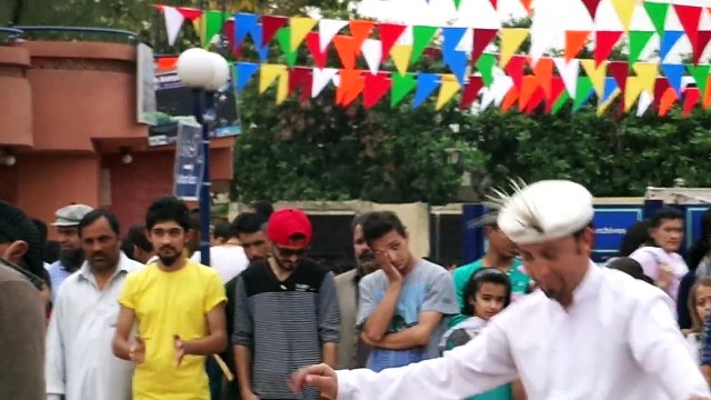 Yesterday dated 28-03-2015 Jashan- E- Nowruz festival held in LOKVIRSA Shakar pariyaan Islamabad. very beautiful the young guys performed sword dance whos belong to Valley HUNZA Pakistan. This dance is also performed different country like Afghanistan, Uz