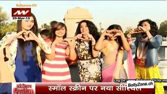 Sukirti Ki Chote Parde Par Wapsi!!! - Dilli Wali Thakur Gurls - 29th March 2015