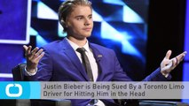Justin Bieber is Being Sued By a Toronto Limo Driver for Hitting Him in the Head