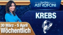 Monatliches Horoskop zum Sternzeichen Krebs (30 März-5 April 2015)