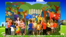 The Wiggles Turn Around - The Wiggles Live Performance