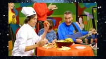 The Wiggles Fruit Salad - The Wiggles Studio Performance
