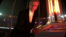 Twelfth Doctor in FIVE TARDIS Console Rooms! - The Doctor Who Experience - Doctor Who - BBC