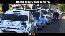 Rallye Lyon Charbonnières 2014 [HD] - Show & Crashs - Rallye-Start