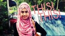 Hijab Tutorial Shawl Modern_ wide long shawl hijab style tutorial_ By FHA Fiza