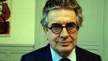 Départementales : la réaction d'Alain Claeys