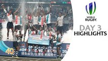 Fiji storm to HK Sevens win HIGHLIGHTS