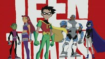 Teen Titans - Don't touch that dial