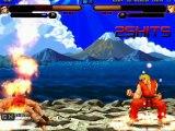Best Fight #1 - Ken (sf) vs Joe Higashi (kof)