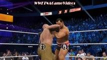 WWE WRESTLEMANIA John Cena vs. Rusev - WWE WRESTLEMANIA XXXI - 2015 - MATCH SIMULATION