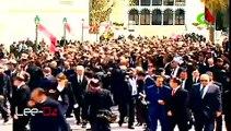 Algérie-Tunisie : Abdelmalek Sellal participe dans la marche contre terrorisme à tunis