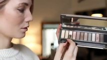 Make up tutorial: Naked eyes palette 2 [make up]