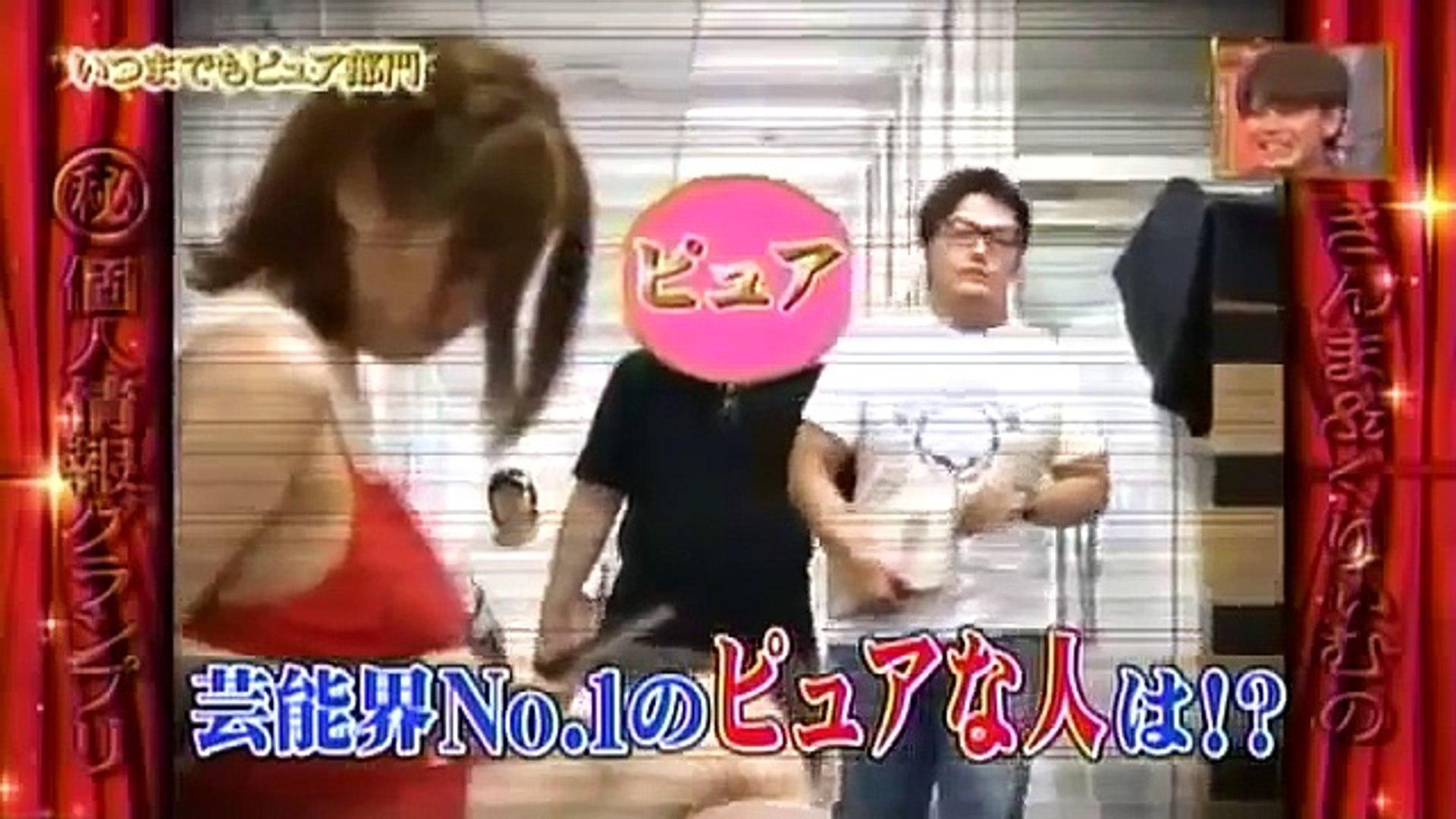 [JAPANESE 18+ SEXY PRANK]  GIRL WITH BIG BOOBS PRANK - Japanese sexy gameshows