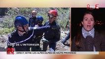 Crash A320: A Seyne-les-Alpes, l'enquête progresse