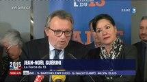 """Jean-Noël Guérini : """"L'heure n'est pas aux règlements de comptes"""""""