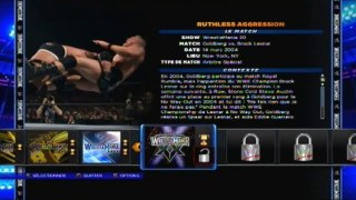 Let s play WWE 2K14 30 years of wrestlemania episode 14 Wres