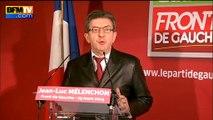 """Elections régionales: Mélenchon veut créer une"""" nouvelle alliance populaire indépendante"""""""