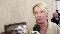Résultats des élections départementales dans les Hautes-Alpes: la réaction de Chantal Eyméoud
