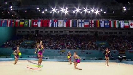 世界新体操選手権(Rhythmic Gymnastics World Championships)-2014 ベラルーシ2