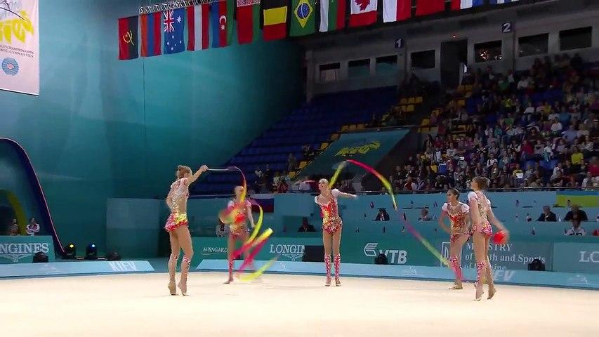世界新体操選手権(Rhythmic Gymnastics World Championships)-2014 ロシア