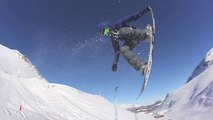 Shredding The Parks At Les 2 Alpes And Les 7 Laux With Tom...