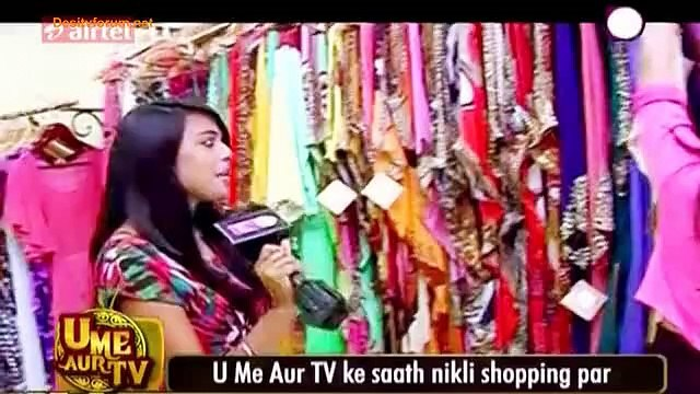 Riddhi Dogra Ke Sang Shopping Ke Pal - KKK Returns