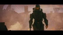 Halo 5 Guardians Master Chief Ad