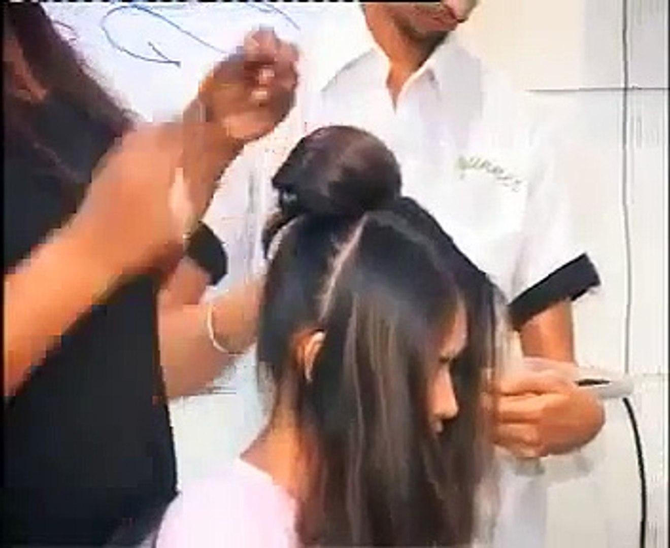 DIY Hair Styles Video! - Long Hair easy hair styles how to do hair style short hair