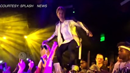 (Video) Justin Bieber DRUNK SINGING, Continues Celebrating 21st Birthday