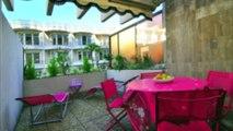 Location Vacances à Juan les Pins Centre - Studio cabine 4/ 5 personnes - Ploche Plages