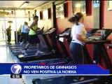 Propietarios de gimnasios critican obligación de contratar terapeuta físico