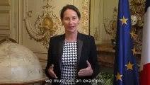 ▶ Ségolène Royal introduces Paris 2015 - COP21/CMP11