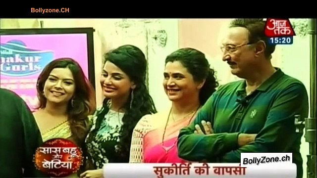 Kahani 5 Behenon Ki!! - Dilli Wali Thakur Gurls - 30th March 2015