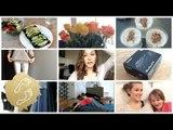 Neue Kamera, Sport mit Mona & Niklas, Ballkleid kaufen mit Mama & gesunde Ernährung   FMW 15