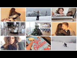 Weihnachten, kleiner Bruder, Skiurlaub in Salzburg, mein Papa, Mona & Niklas | FMW #13