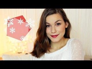 MAKE-UP TUTORIAL für Weihnachten | Aufwendiges Step-by-Step Make-up Tutorial
