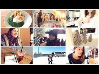Dubsmash, Eislaufen mit Mona, Weihnachtsgeschenke und Niklas | FMW 11