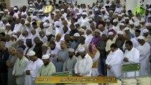 Salat Maghreb Makkah Fayçal Ghazawi 14/01/2015