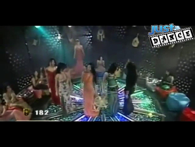 رقص مغربى غير اغنية سبني مغربي قناة غنوة Just Dance