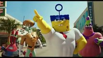The SpongeBob Movie Sponge Out of Water Movie CLIP 'Cannonball' (2015) HD