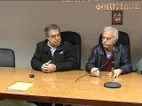 Δυναμική κινητοποίηση από τους συνταξιούχους στη Λαμία