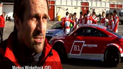 Teil 1: Nachwuchs für Vettel & Co im TT-Cup