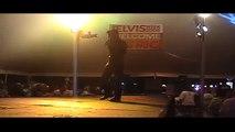 Stewart Duff sings Rubberneckin at Elvis Week 2006 ELVIS PRESLEY SONG video