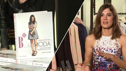 Belén Canalejo del canal B a la Moda, presenta su primer libro