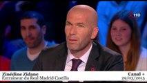 Zidane futur entraîneur de l'équipe de France ?